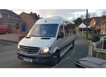 Mercedes Benz EVM 516 cdi Sprinter