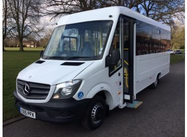 2015 Mercedes Benz Treka