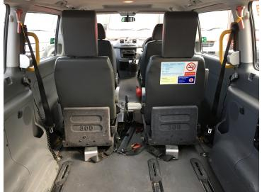 Mercedes-Benz Vito 111CDI Wheelchair Accessible Vehicle