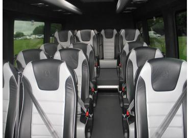 Mercedes Benz Sprinter 516 Bluetec